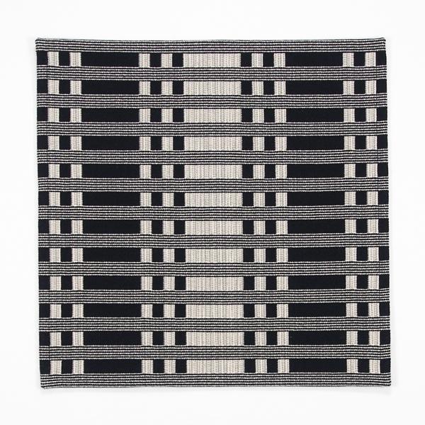 JOHANNA GULLICHSEN Puzzle Mat 3 Tithonus Black