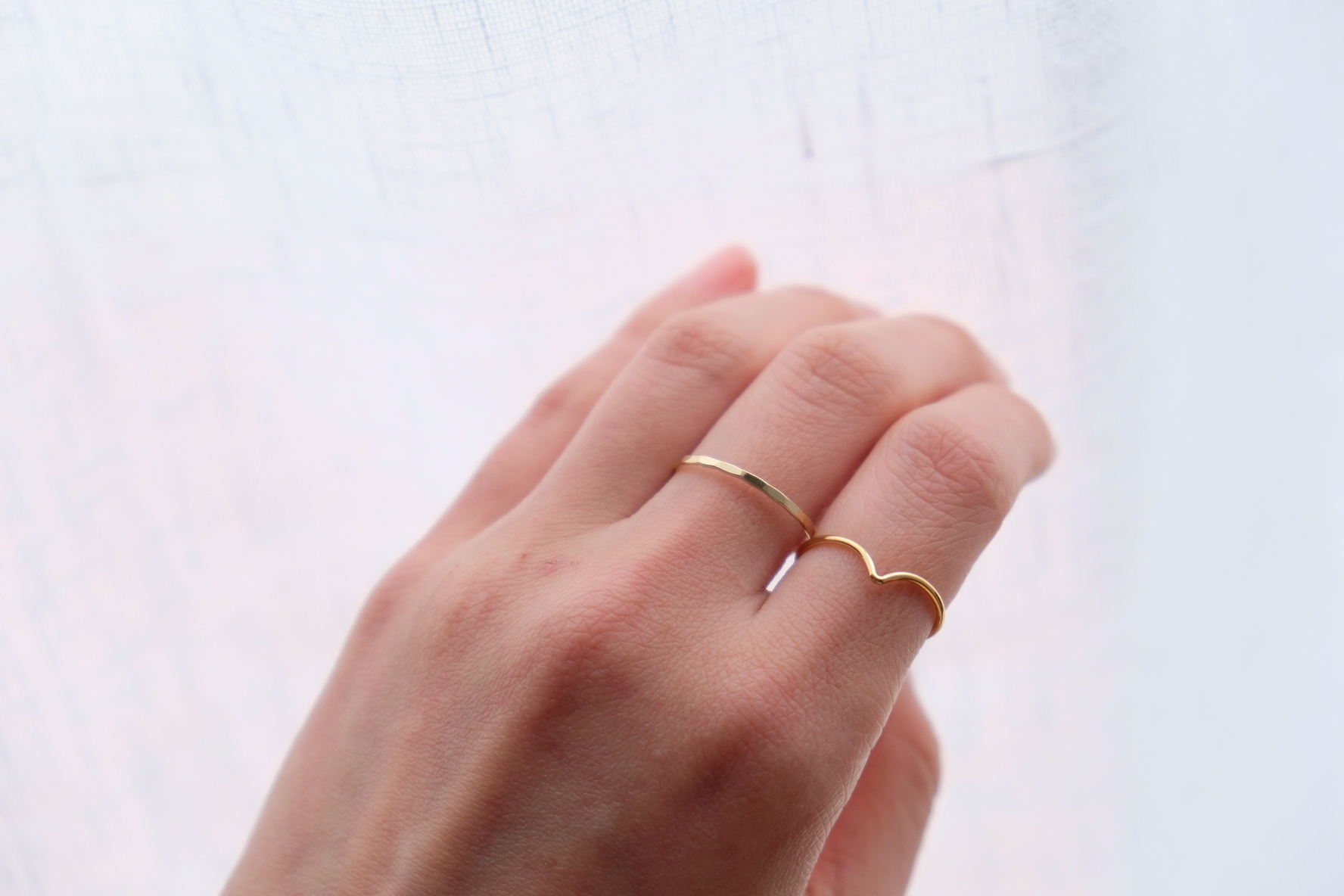 〖FieRté〗Ring~HAMMERED~