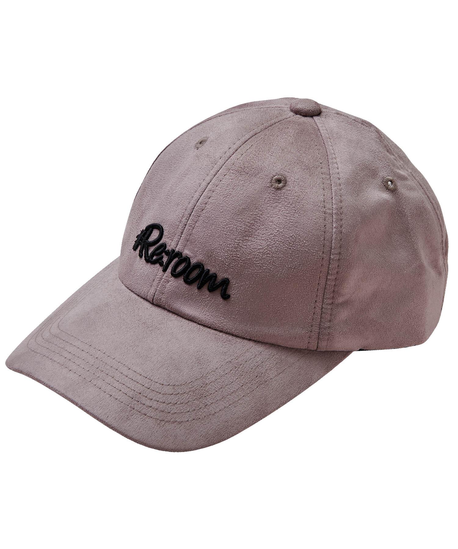 3D LOGO SUEDE CAP[REH095]