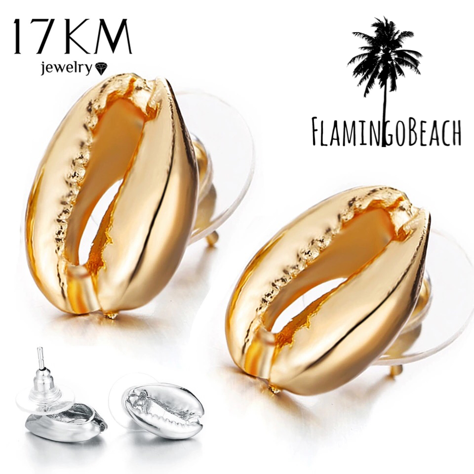 【FlamingoBeach】shell pierce シェル ピアス