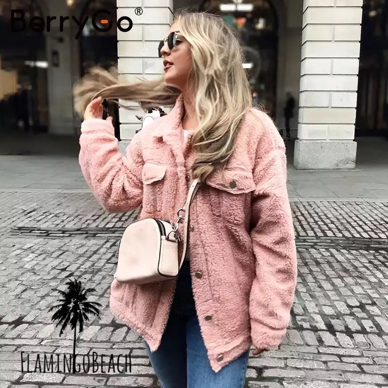 【FlamingoBeach】boa coat ボアコート