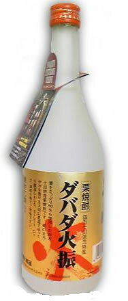 【数量限定】【無手無冠】ダバダ火振 720ml