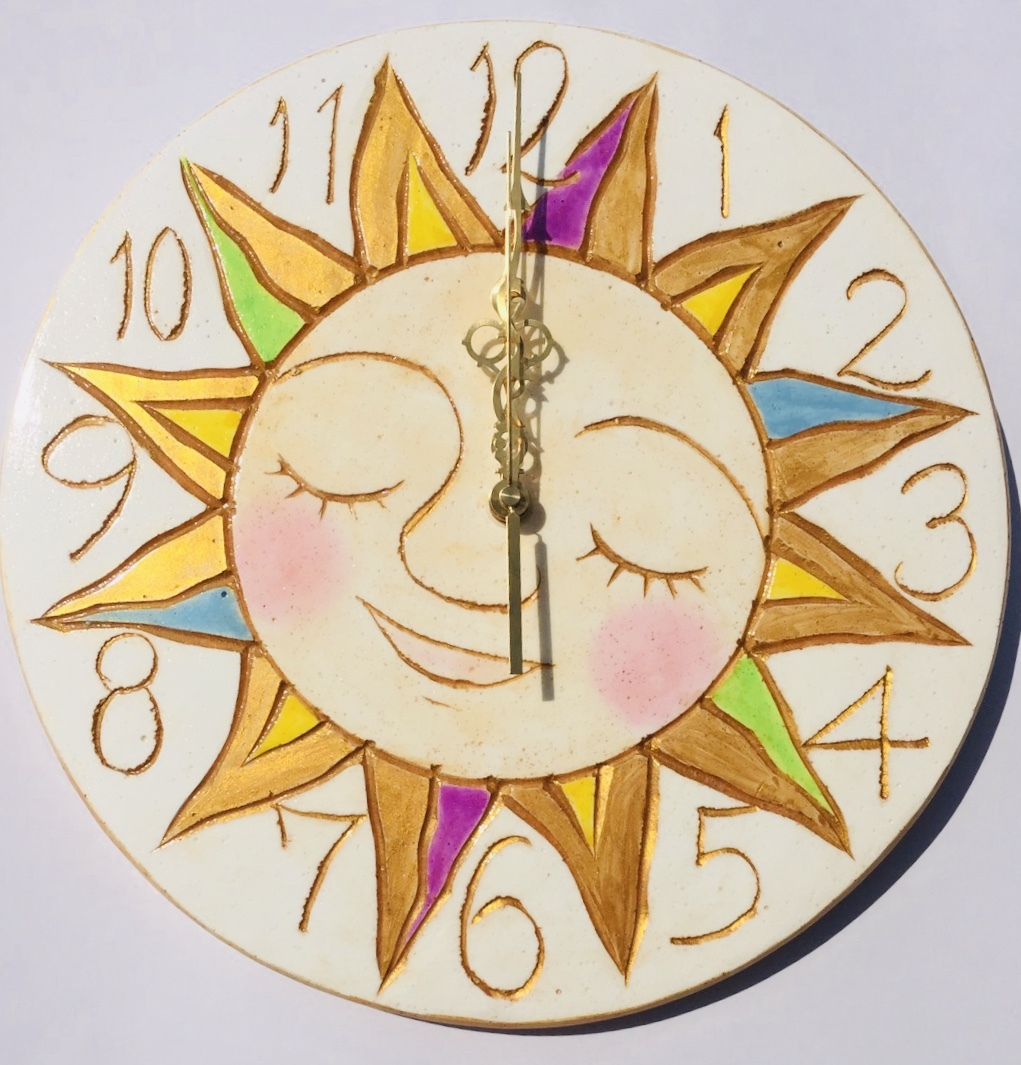 金の太陽(31㎝)