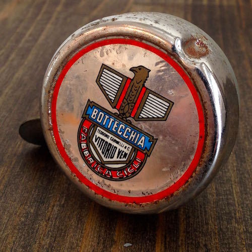 Vintage Bottecchia Bicycle Bell