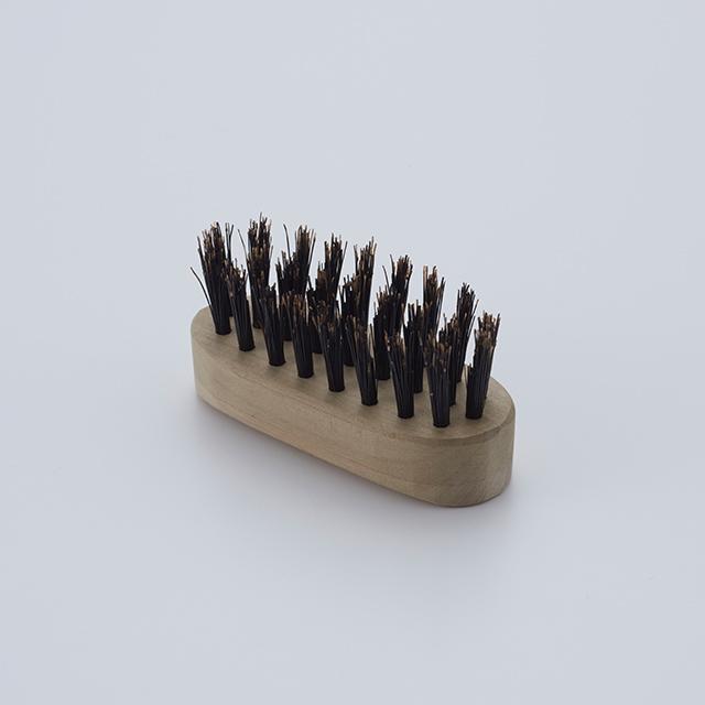 ボディブラシ 頭髪用 猪毛