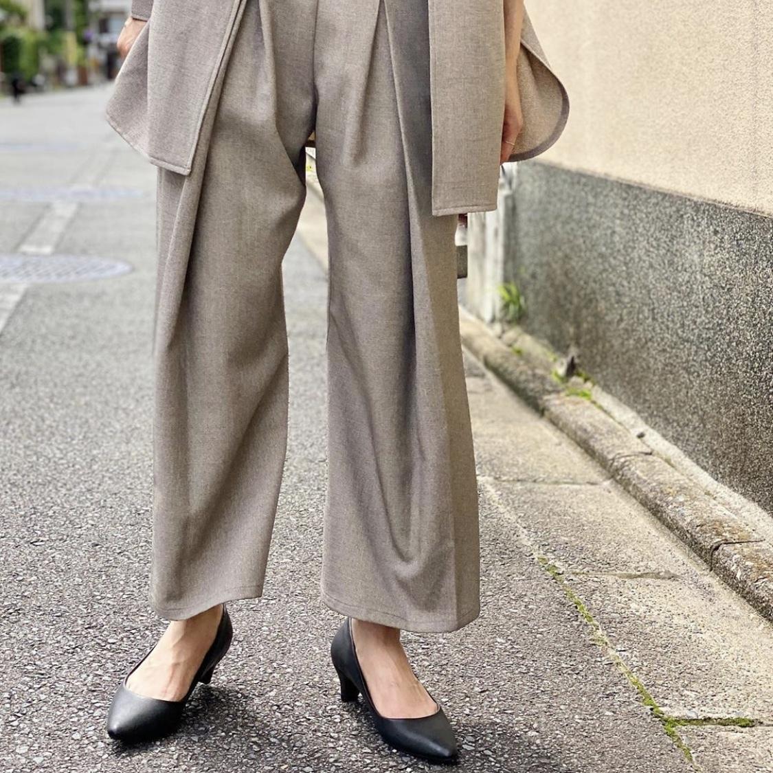 9/17instalive【 Days 】- 120-3346- タックフレアPT