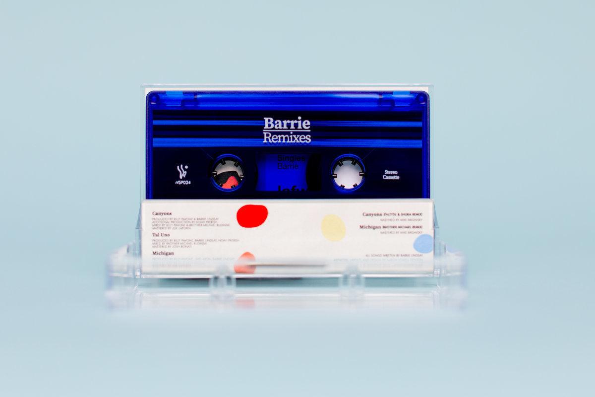 Barrie / Singles(Ltd Cassette)