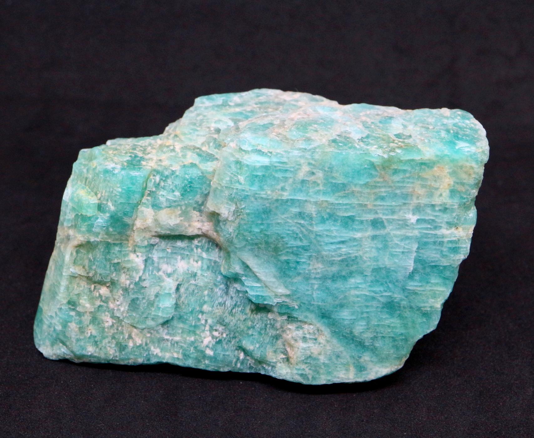 アマゾナイト モザンビーク産 原石 111,9g AZ0020 天河石(てんがせき)