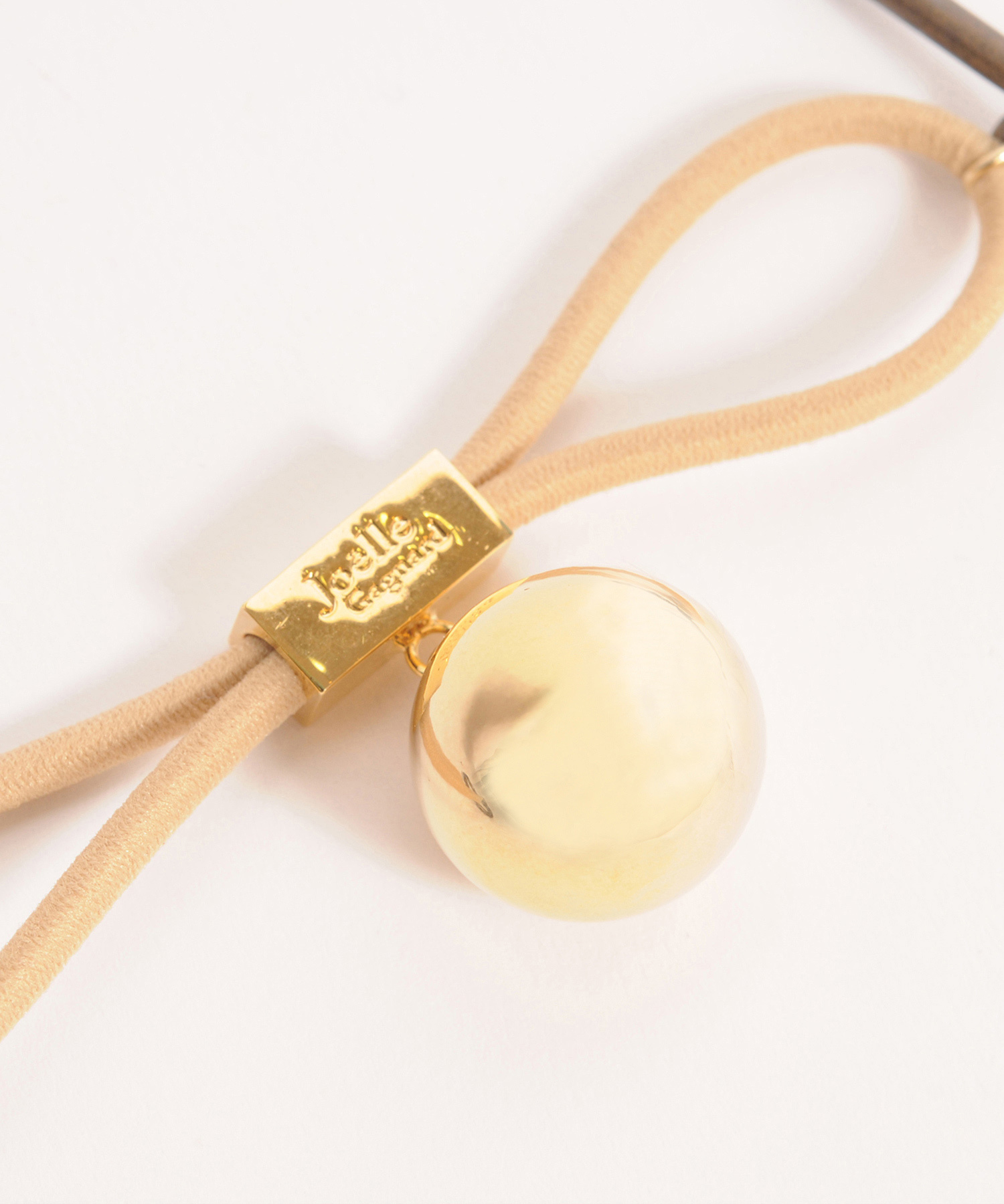 Joe19AW-01 hook design gom -ball (gold)