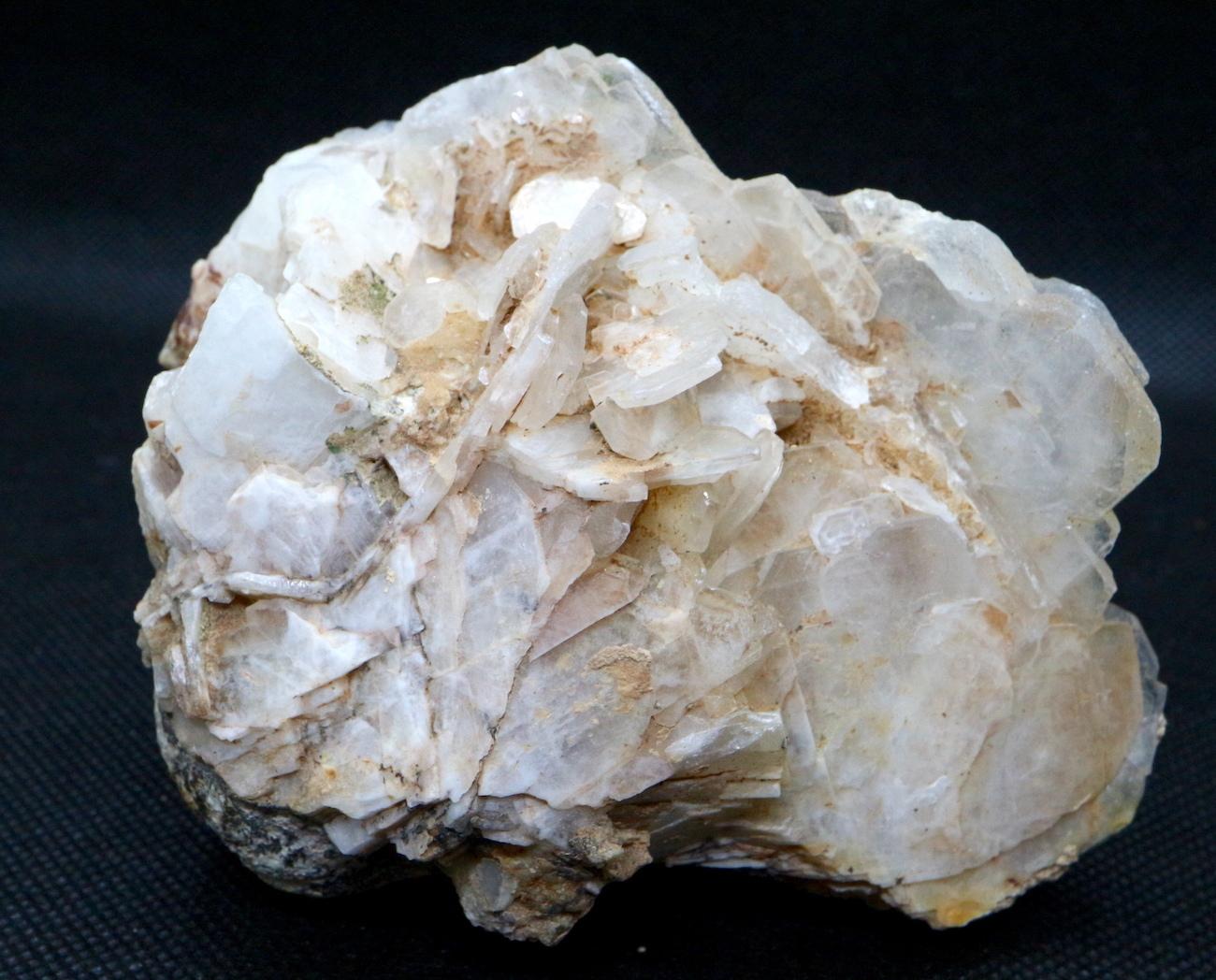 アメリカ産! 重晶石 Barite バライト 531g   BRT002 鉱物 天然石 パワーストーン 原石