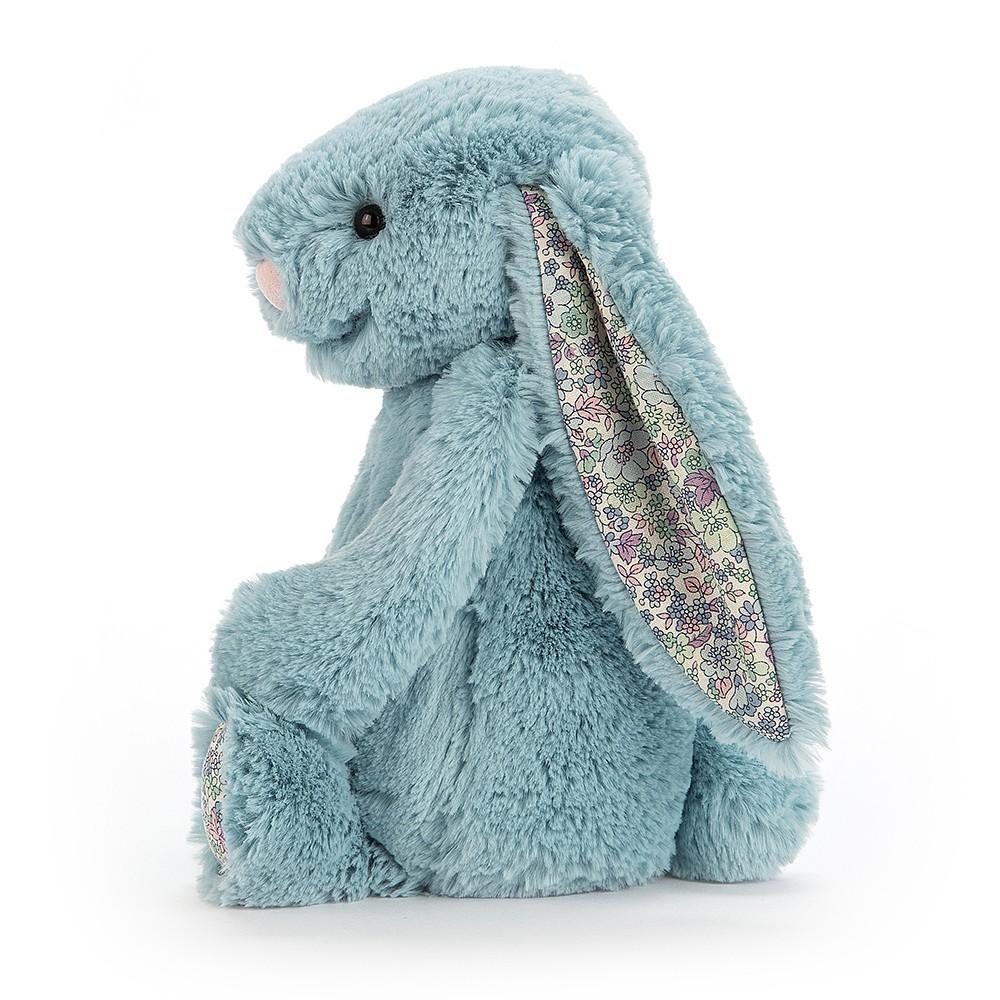 Blossom Aqua Bunny Medium_BL3AQ