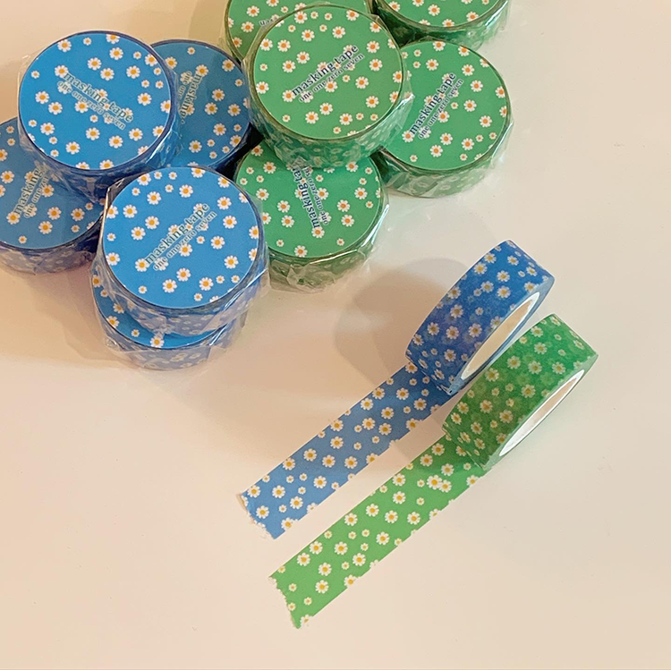 daisy マスキングテープ