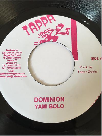 Yami Bolo(ヤミボロ) - Dominion【7'】