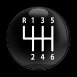 ゴーバッジ(ドーム)(CD0303 - MANUAL STICK) - 画像1
