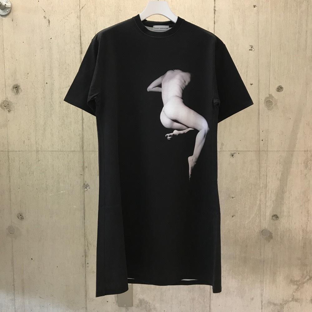 TOKIKO MURAKAMI PRINT T-SHIRTSDRESS print 6