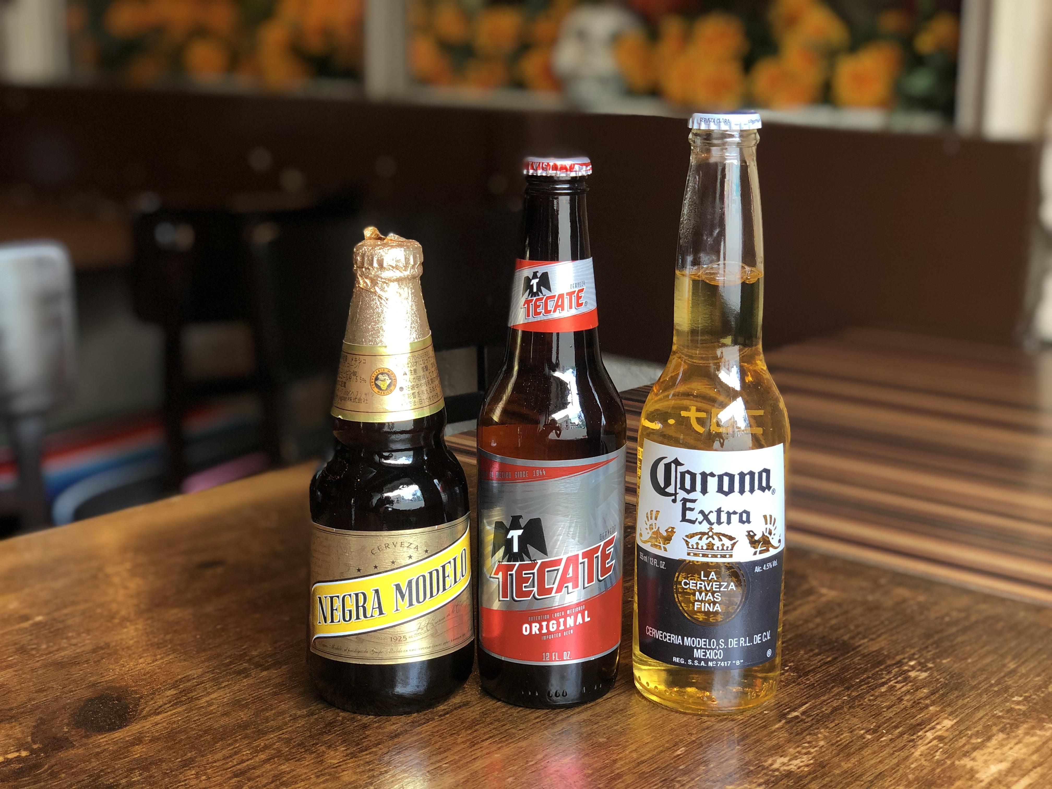 メキシカンビール3点セット