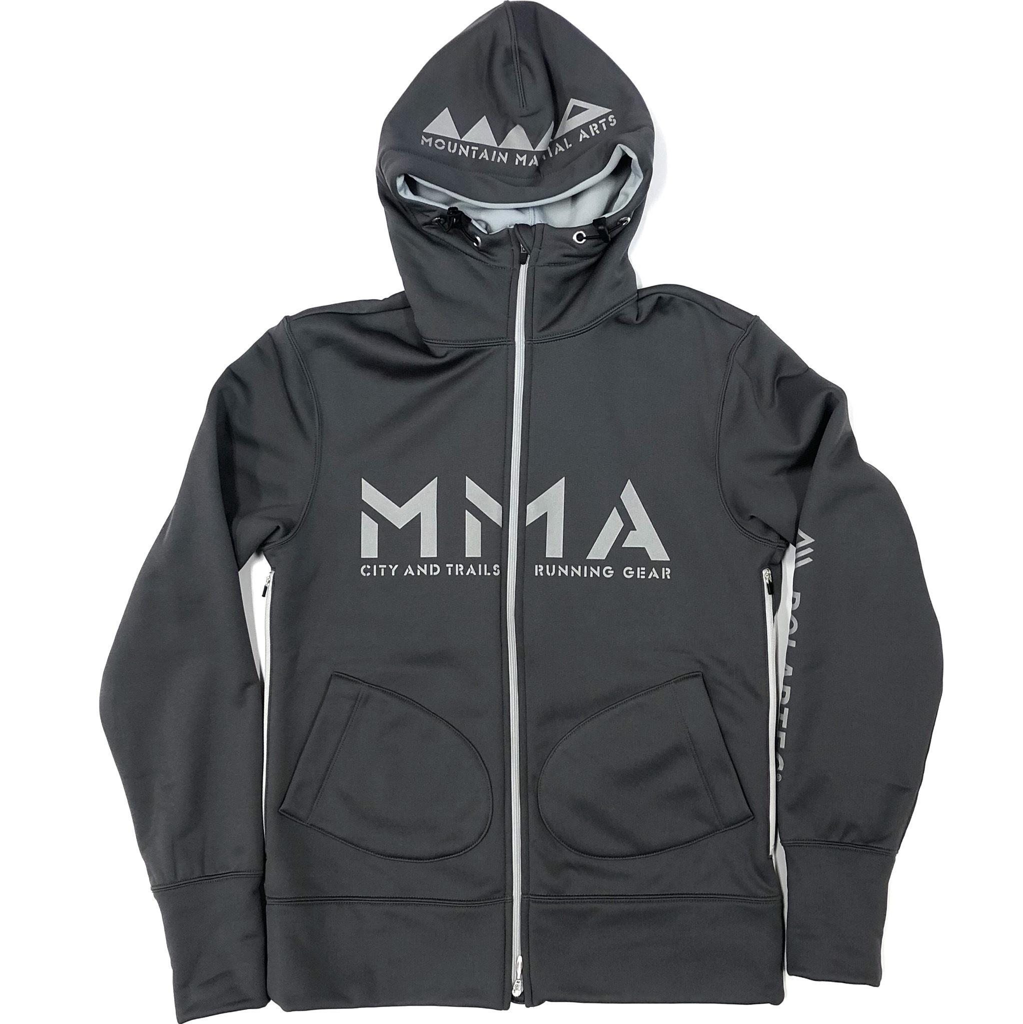 Mountain Martial Arts /MMA POLARTEC PSP Zip hoody 《sumikuro》