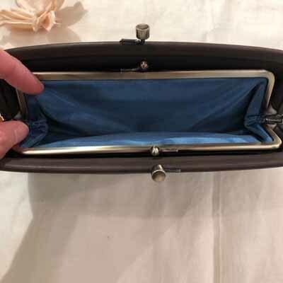 B.stuff がま口お財布 大きいサイズ 素材マフィン