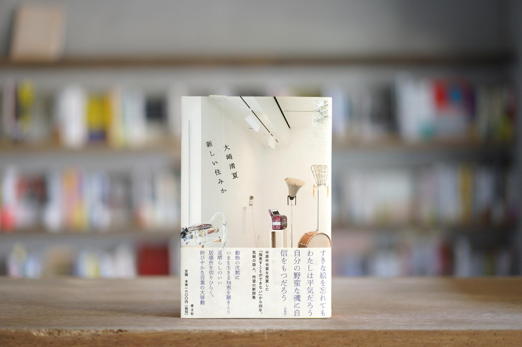 大崎清夏 『新しい住みか』 (青土社、2018)