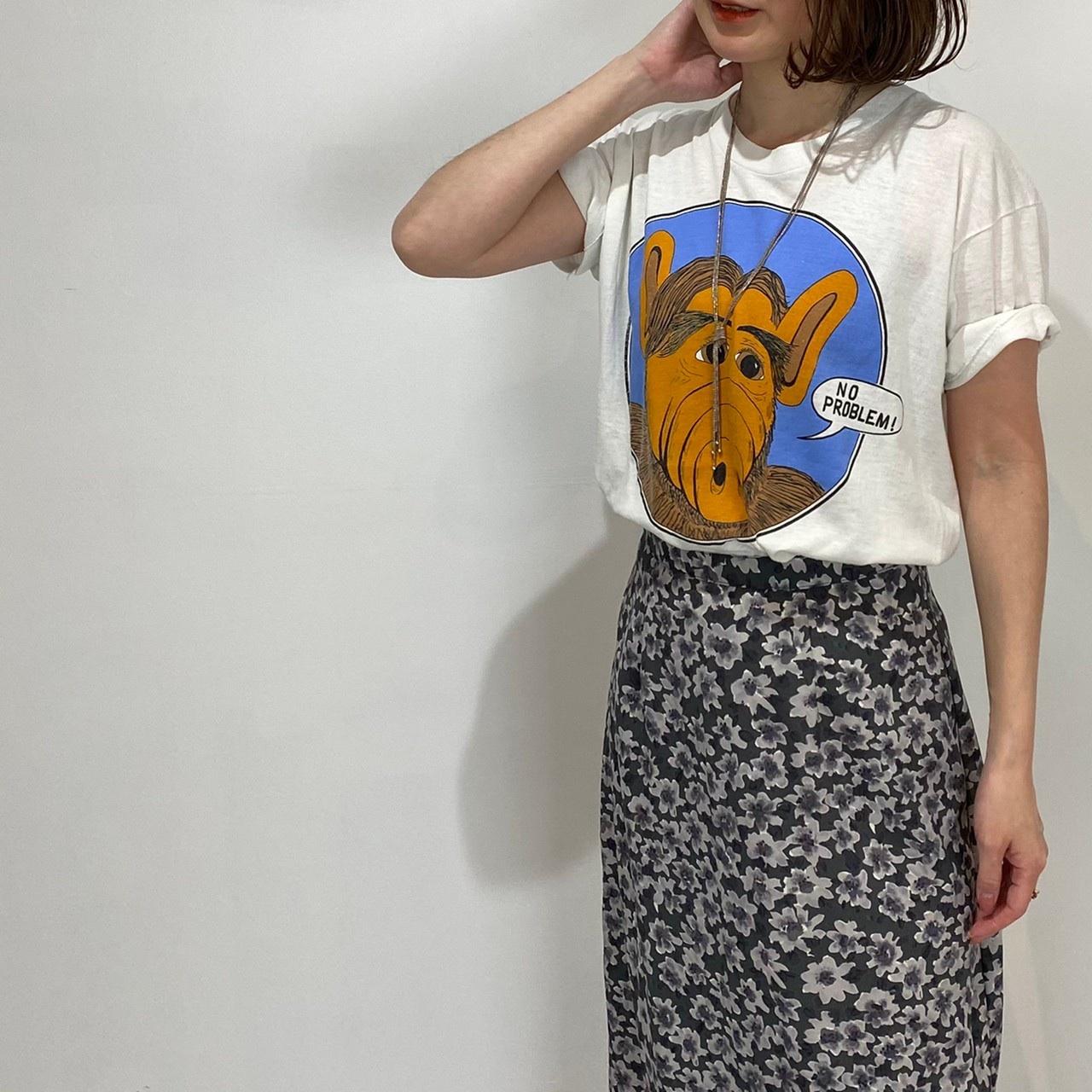 ◼︎80s vintage ALF print Tshirt from U.S.A.◼︎