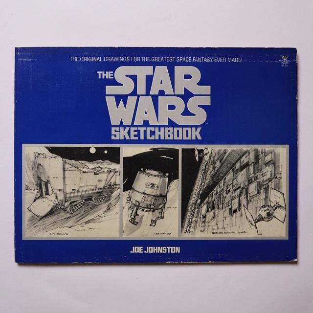 The Star Wars Sketchbook / Joe Johnston