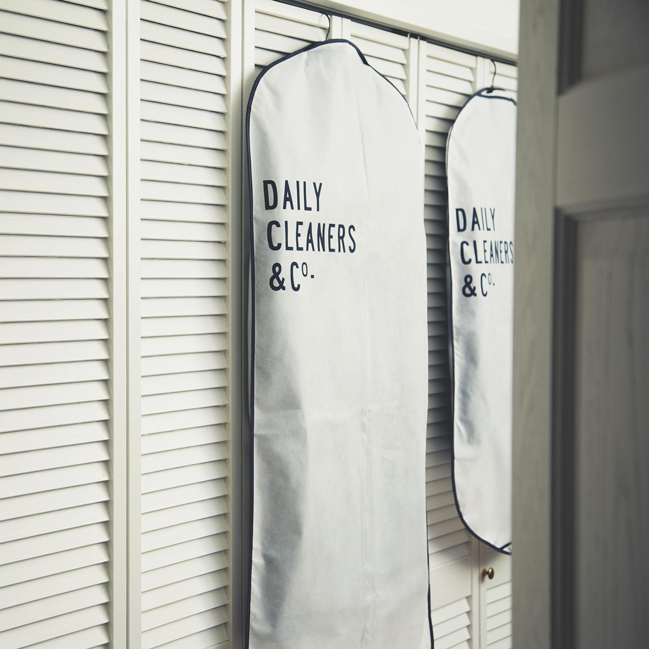 〔CARE MAINTENANCE_5専用オプション〕衣類カバー5点