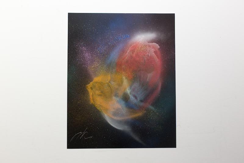 universe (額入り特別作品)