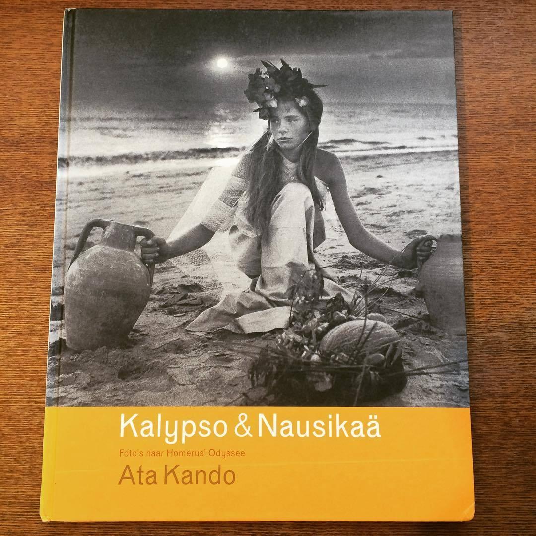 ナウシカ 写真集「Kalypso and Nausikaa/Ata Kando」 - 画像1
