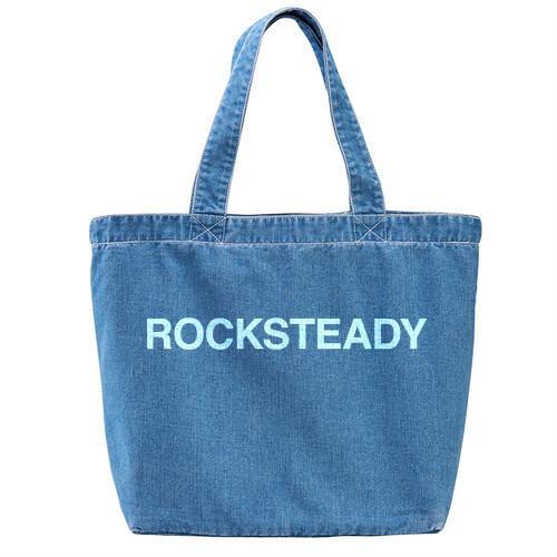 ROCKSTEADY デニムトートバッグ / beat sunset