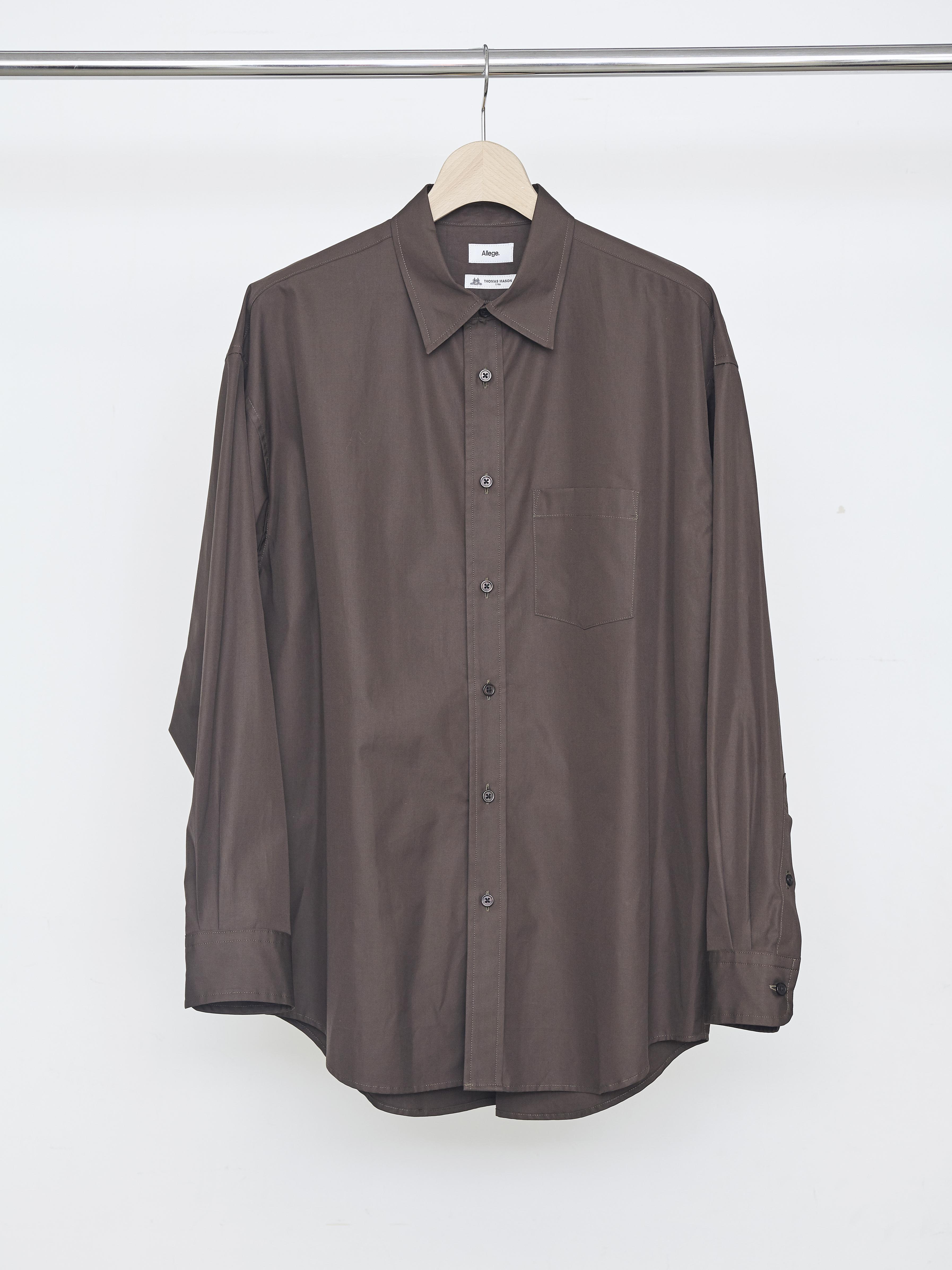 Standard Shirt - Brown