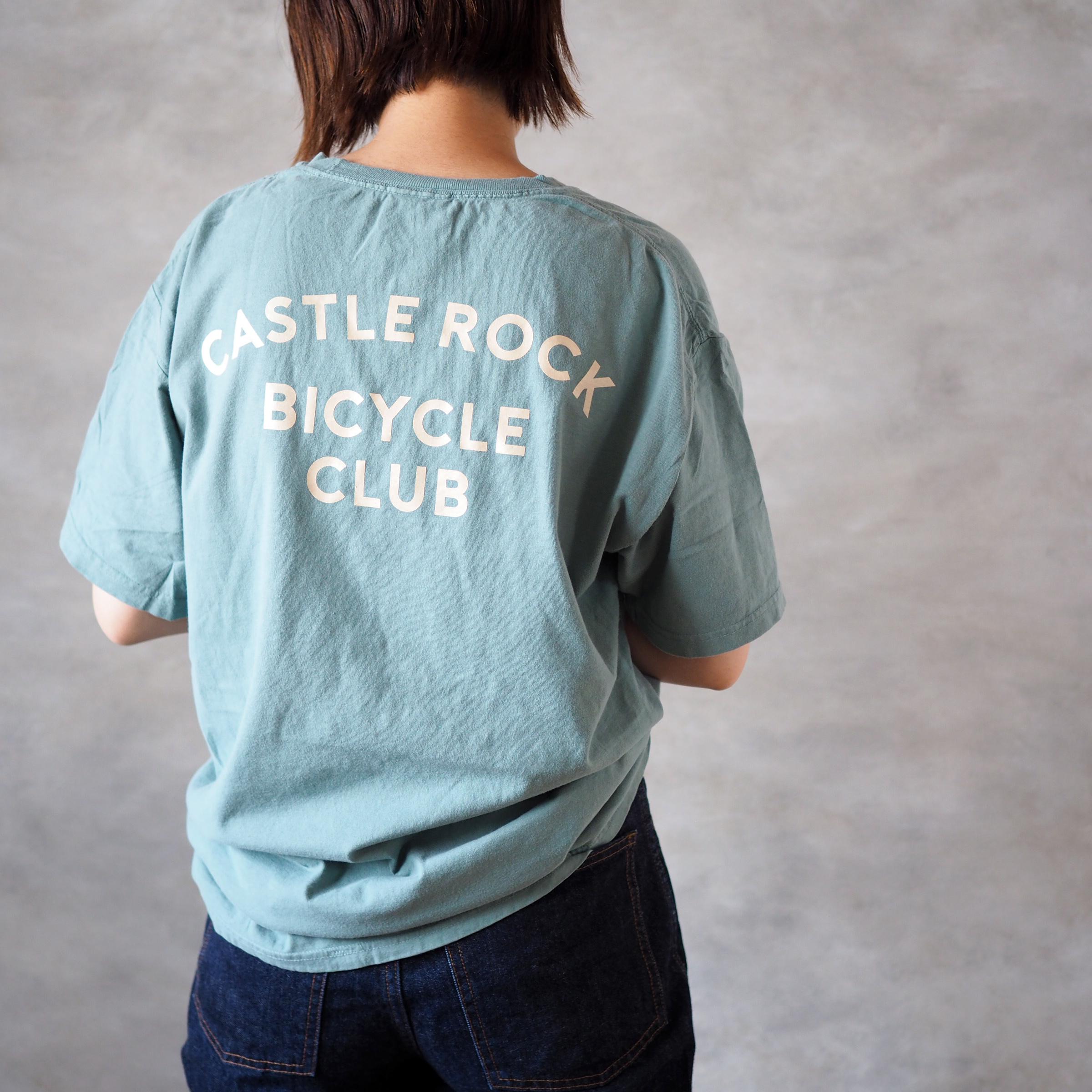 CBC LOGO TEE ピスタチオ/Back(Tシャツ)