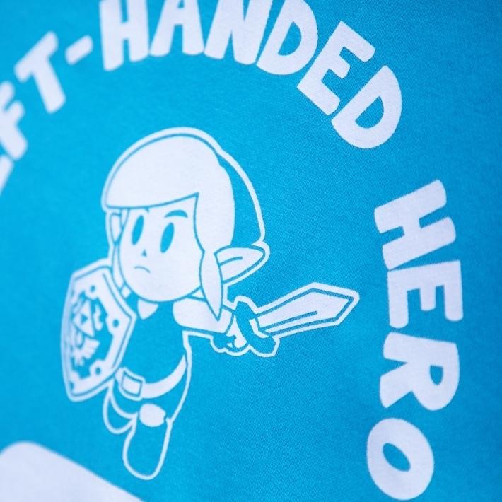ゼルダの伝説 夢をみる島 (2色)  / LEFT HANDED HERO2 / THE KING OF GAMES