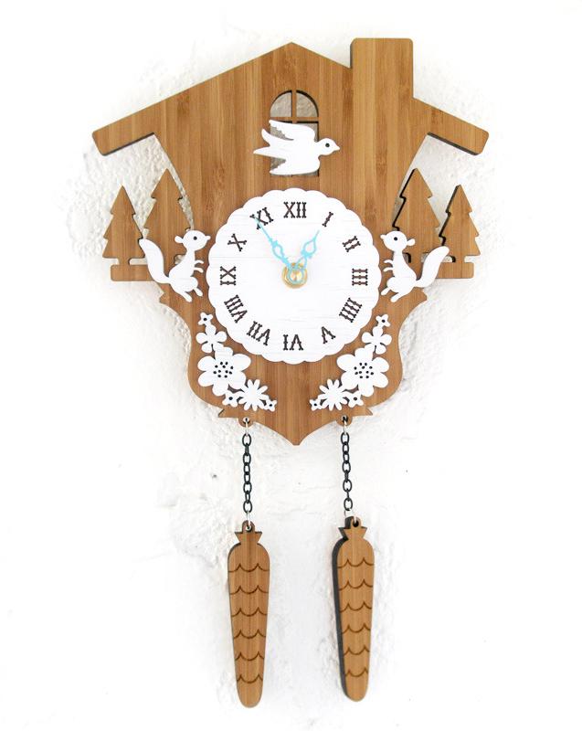 CUCKOO A カッコー時計