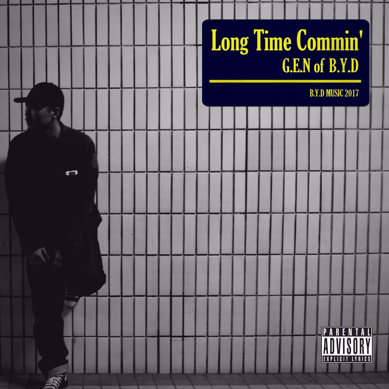 [CD] G.E.N / Long Time Commin'