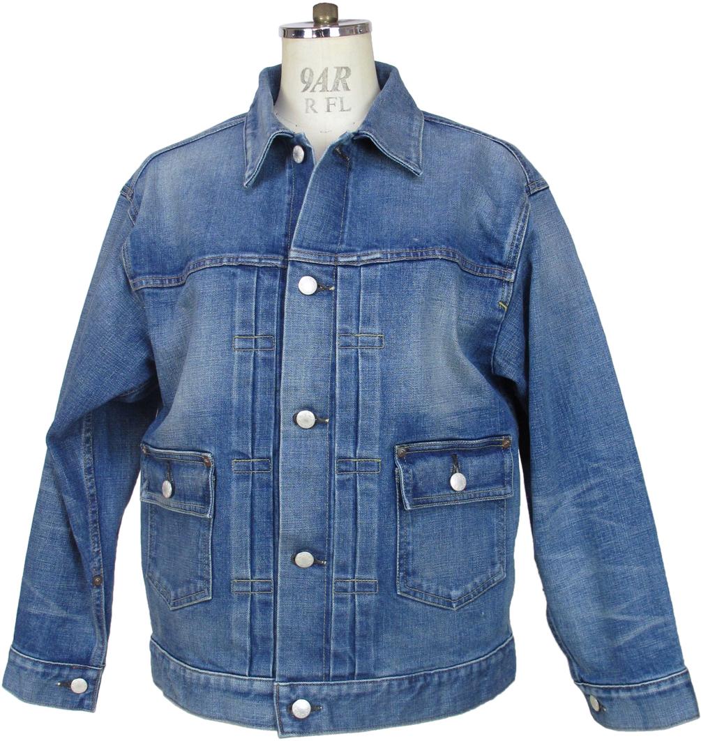 modern jacket type2nd. 3years - 画像3
