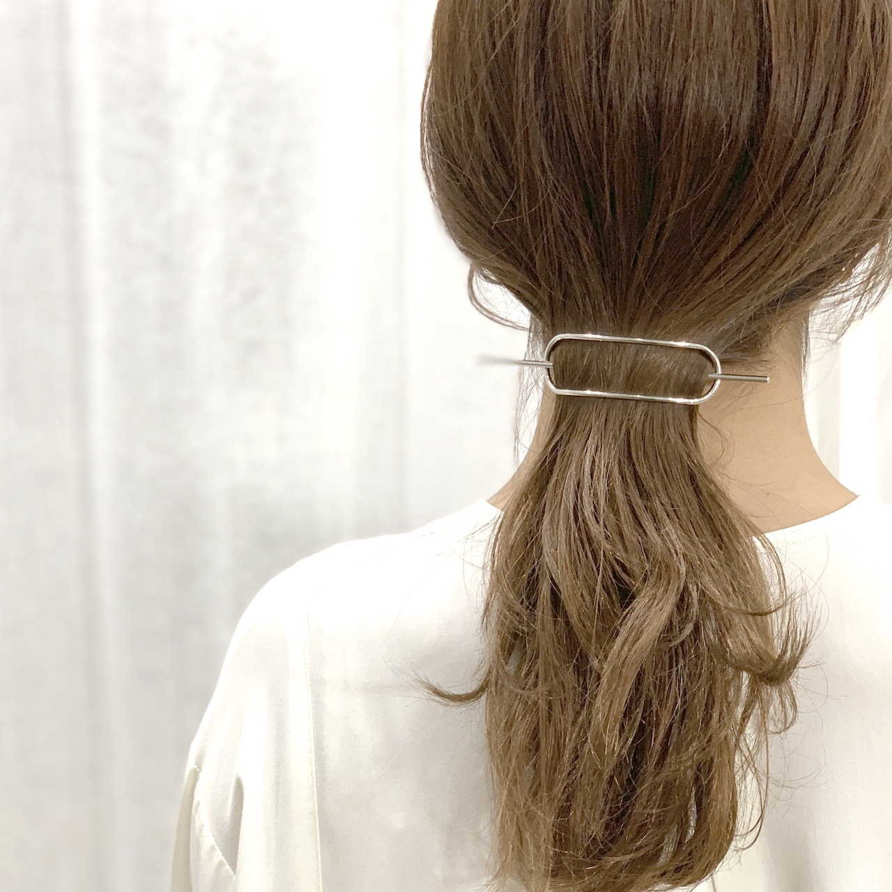 Metal Hair Stick メタルヘアスティック #SP0211【STELLAPARK】