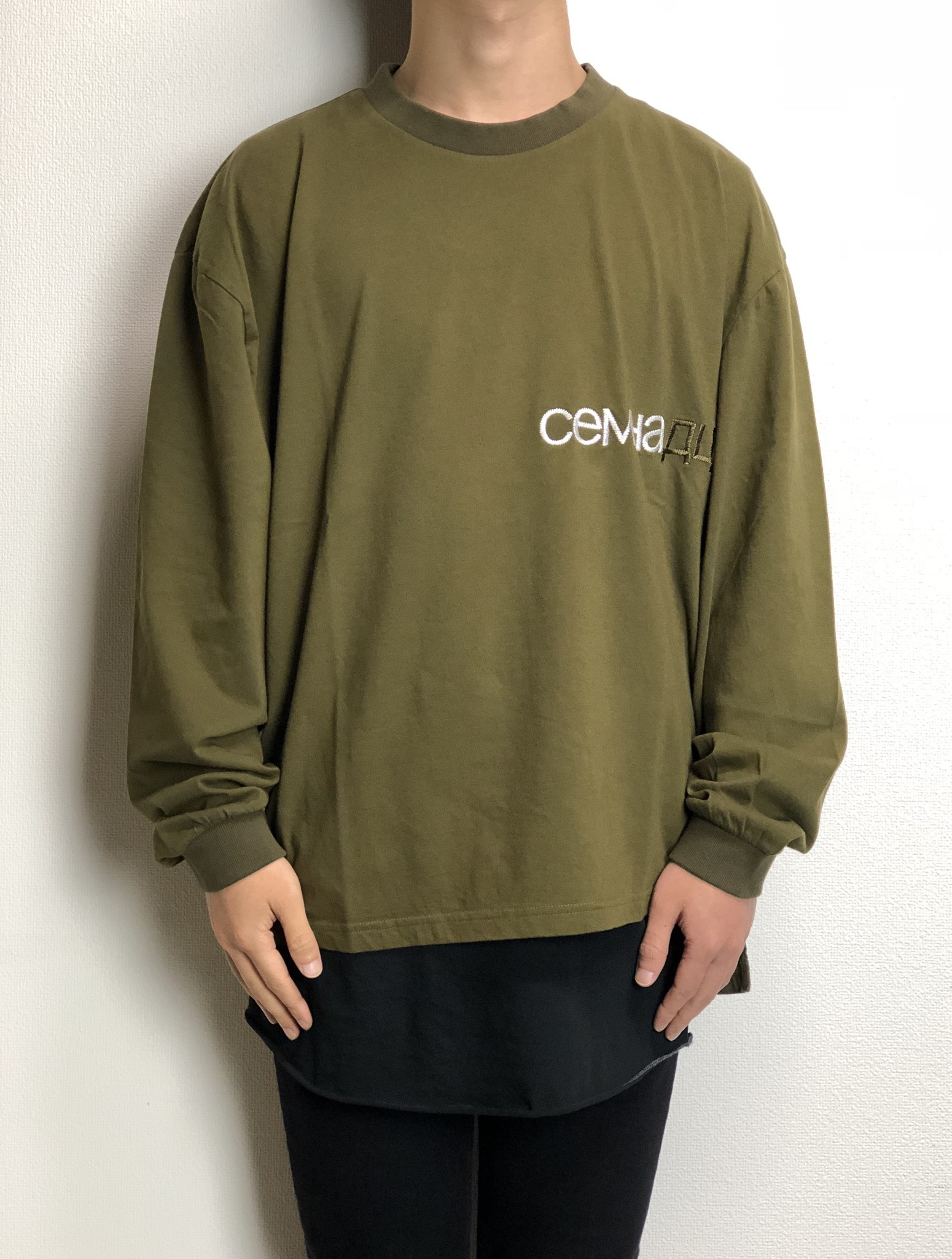 【AG by EXPERIMENT】  17 L/S