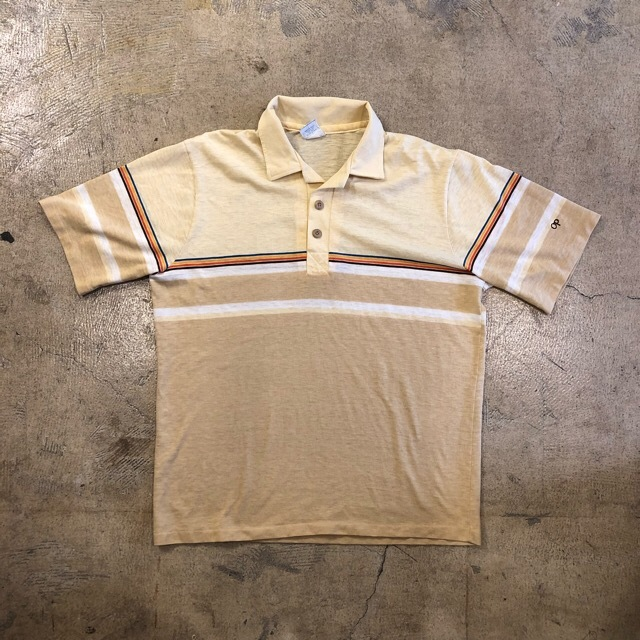 70's Ocean Pacific Vintage Polo Shirts
