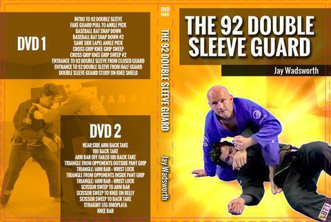 92両袖ガード ジェイ・ワズワース DVD2枚セット