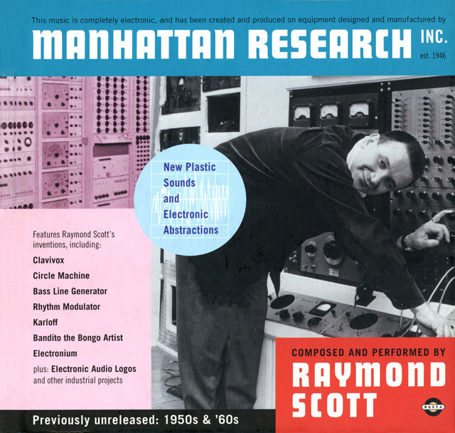 Raymond Scott / Manhattan Research, Inc. (2CD) 2000