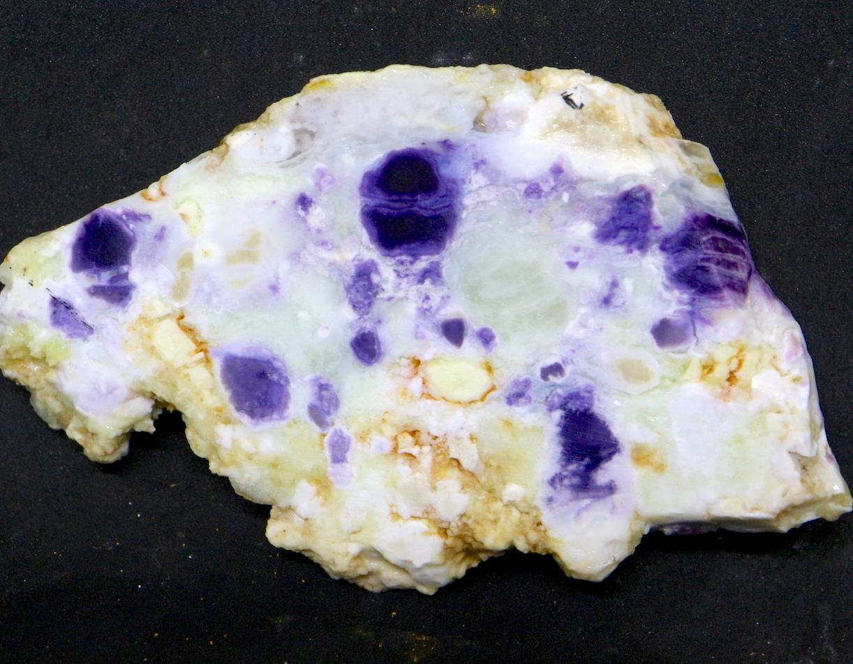 モラド パープルオパール 原石 鉱物 天然石 45g MPO001 パワーストーン