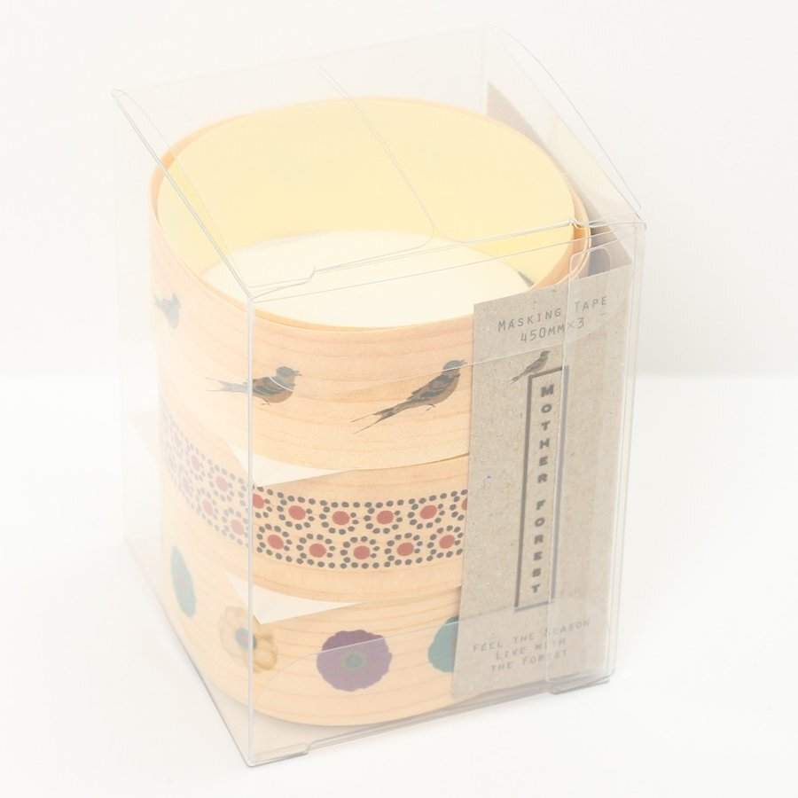 MOTHER FOREST masking tape small