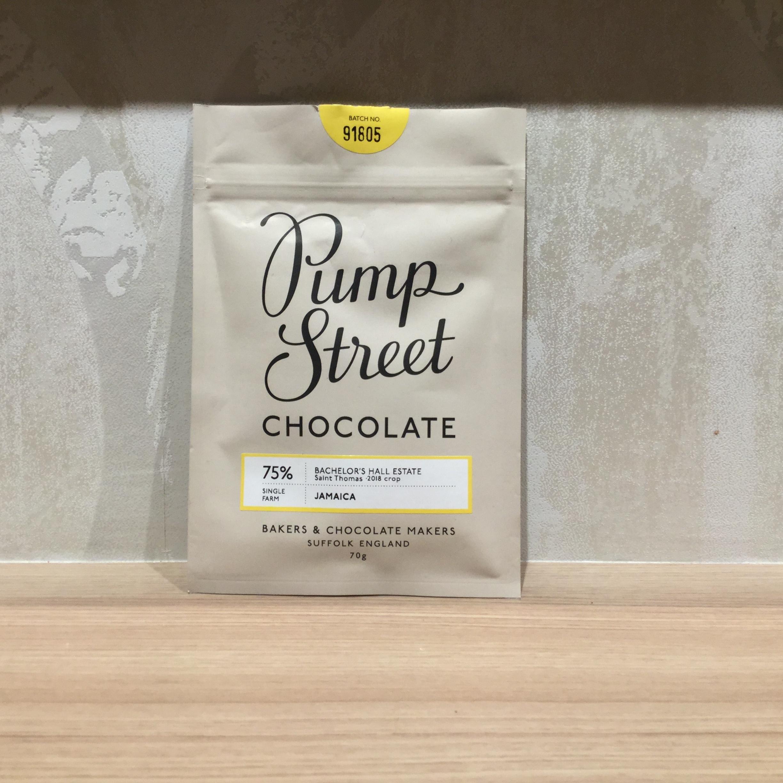 【Pump Street bakery CHOCOLATE/パンプストリートチョコレート】75%ジャマイカ