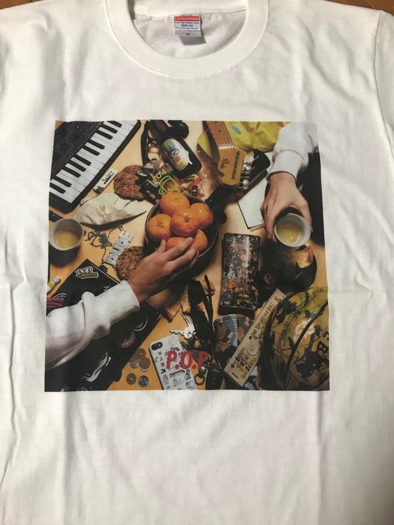 P.O.P いつもSTREET Tシャツ - 画像4