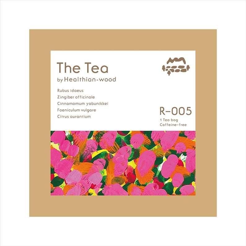 The Tea  R-005(3個入)