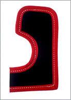 縁かがり 縁縫いなどに YKK フリーステッチテープ 25㎜幅 黒 200m巻