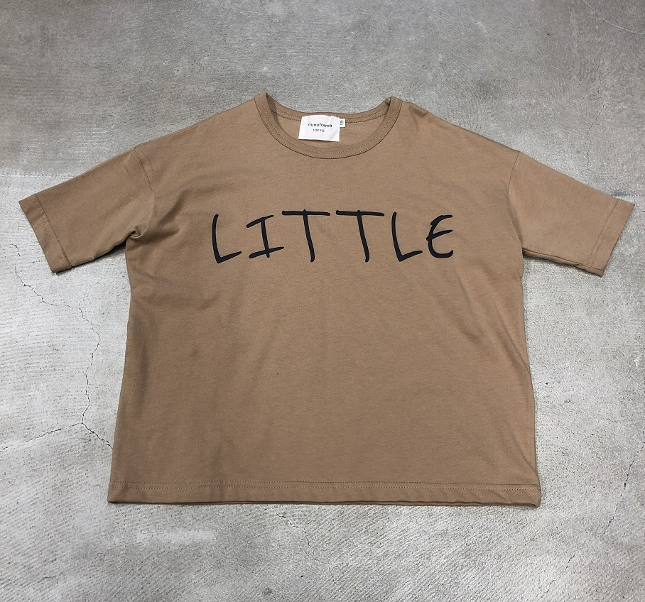 nunuforme ヌヌフォルム little T col:Beige size:XS(85-90)・95