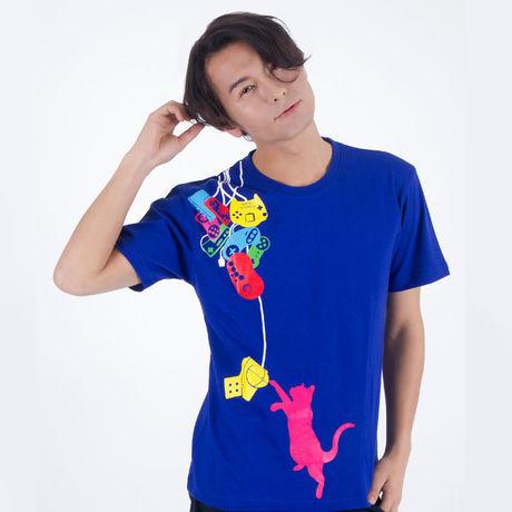 JOYCAT T-Shirt (全2色) / GAMES GLORIOUS