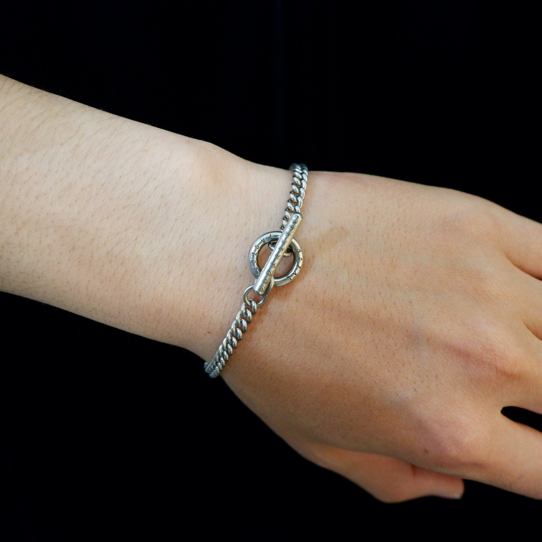 【UMB-009】Narrow Chain Bracelet