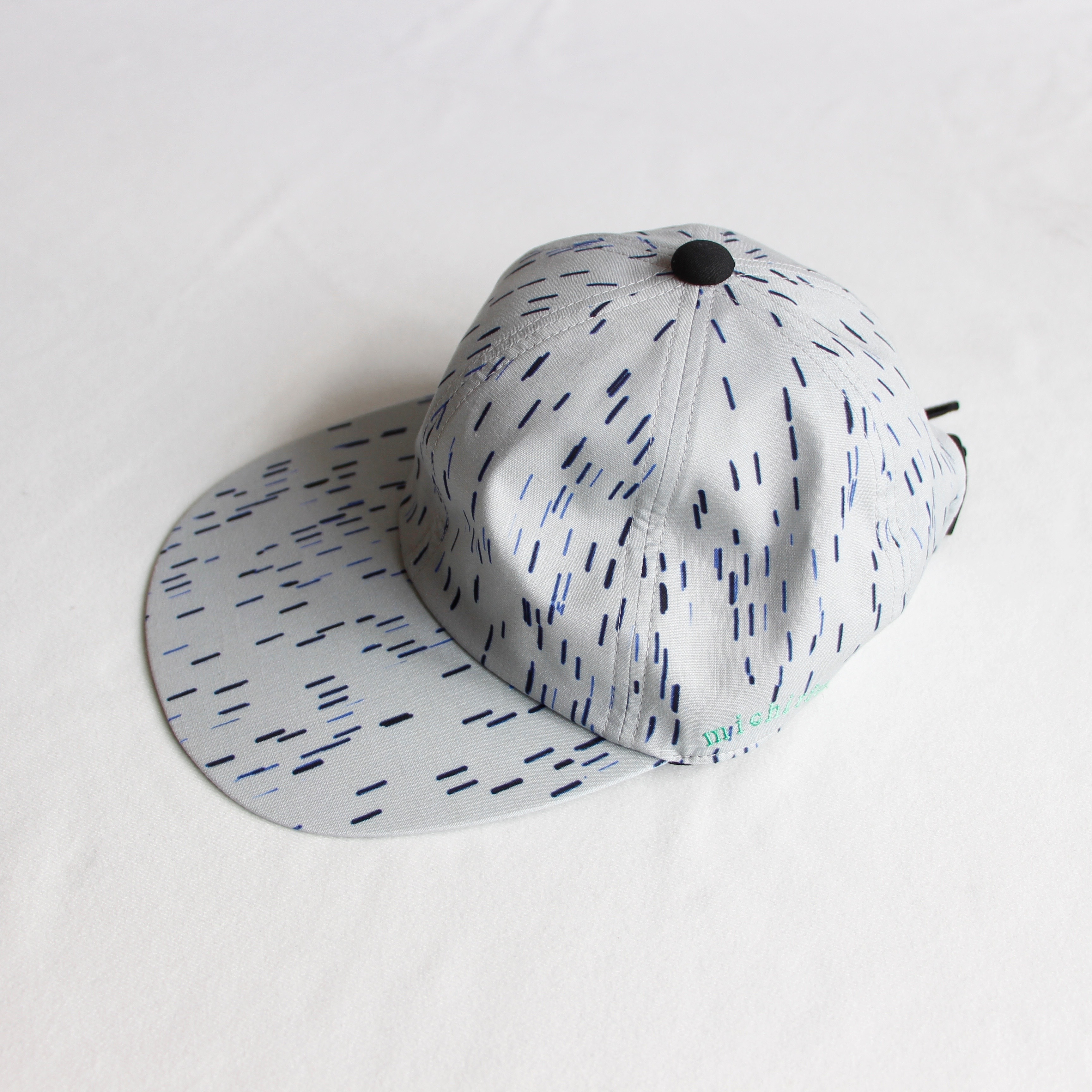 《michirico 2020SS》michirico CAP / gray / F